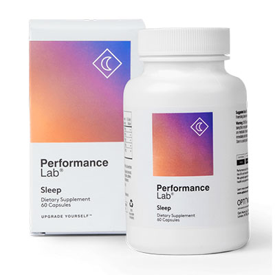 Performance Lab Sleep Aid Review